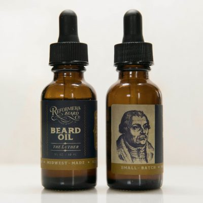The Luther | Beard Oil